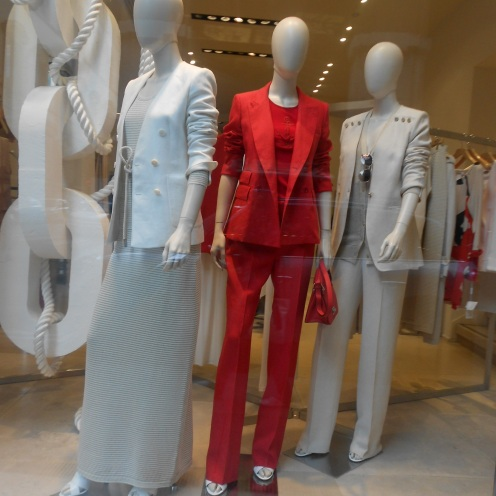 Valentino suits in Florence
