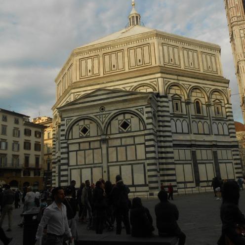Santa Maria del Fiore Cathedral.