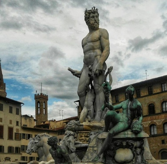 Neptune in Florence