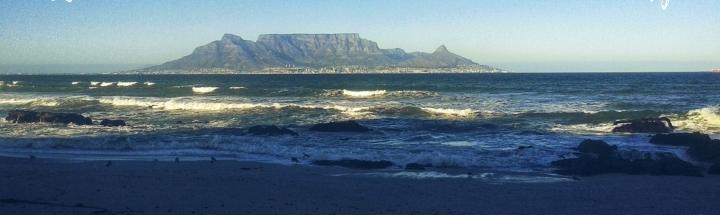 Blouwberg beach Cape Town sunrise