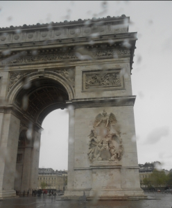 Paris picture of Arch of Victory