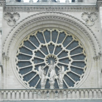 Notre Dame Cathedral Moulding