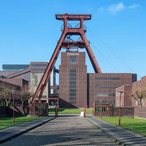 Zollverein summer