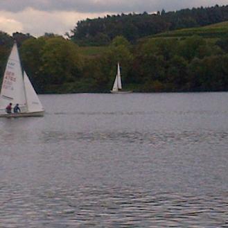 Baldeneysee Lake Essen