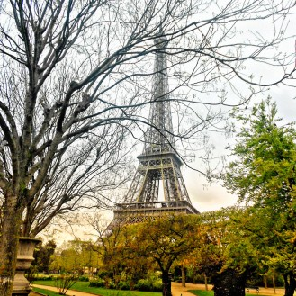 The one sunny Photo of my first trip in Paris