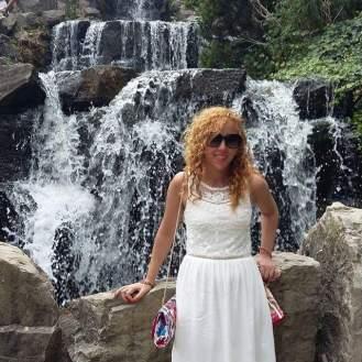 waterfall gruga park