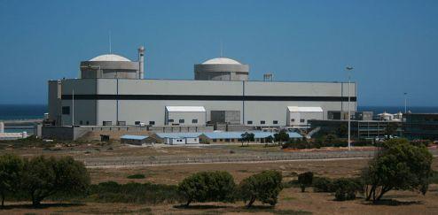 Koeberg power station Cape Town