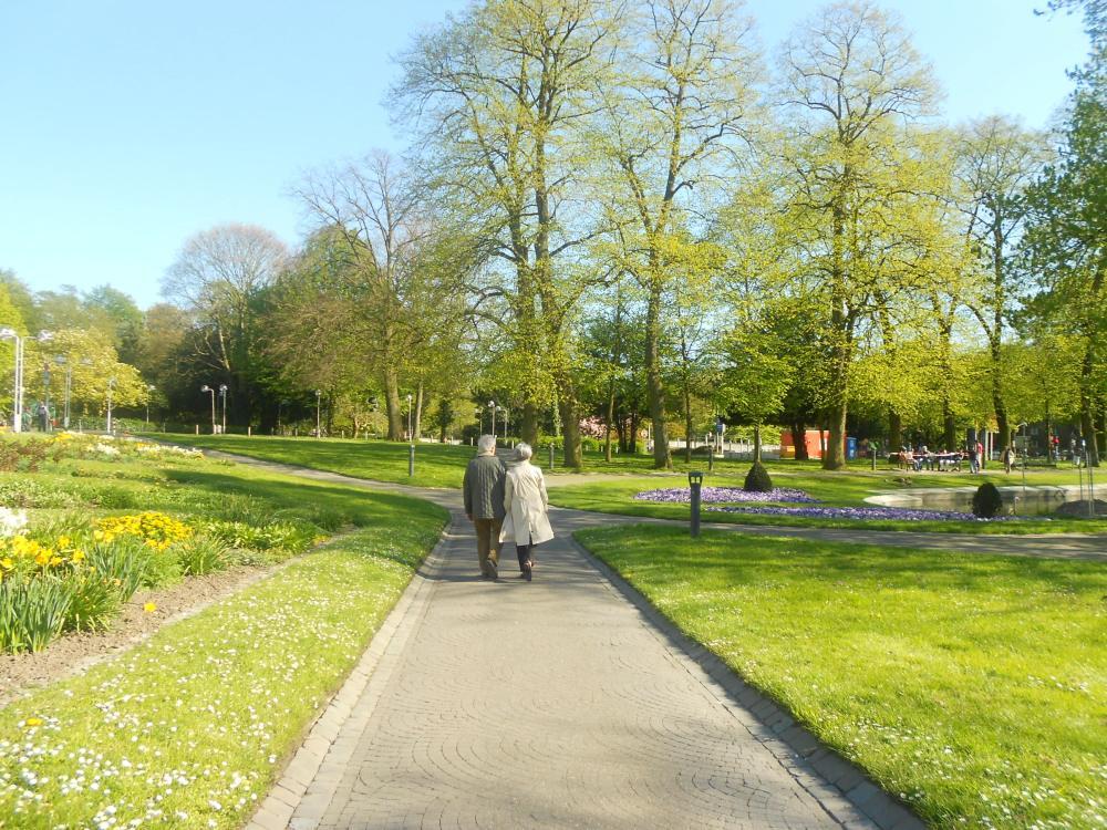 Aachen park