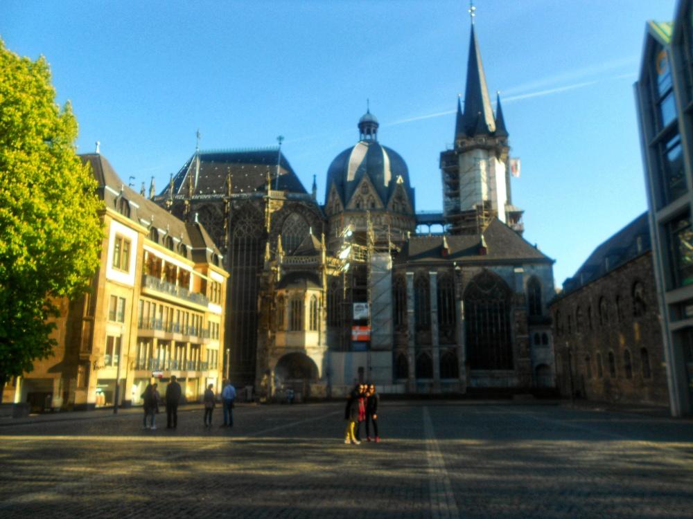 Church in Aachen