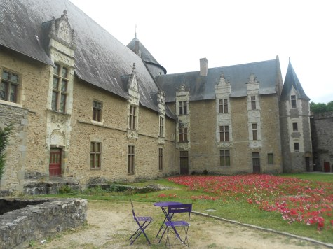 Laval Castle in France