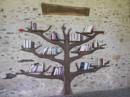 Book tree Laval France