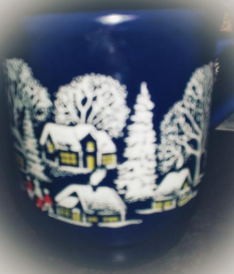 The mug I got from Elian