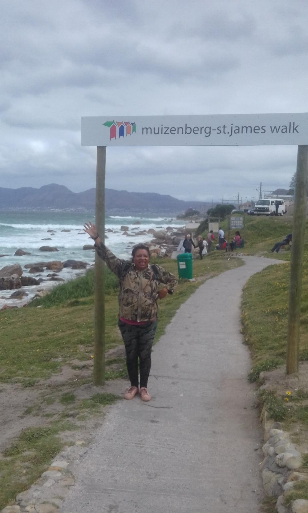 Muizenberg st. james walk