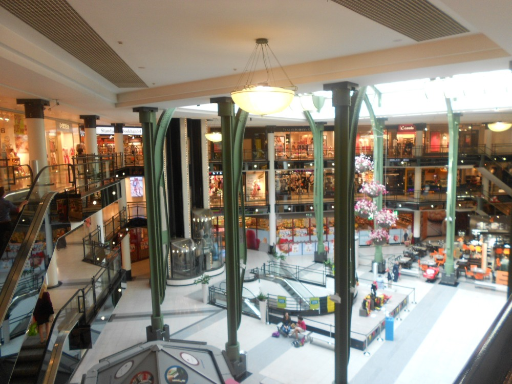 Mall in Ghent
