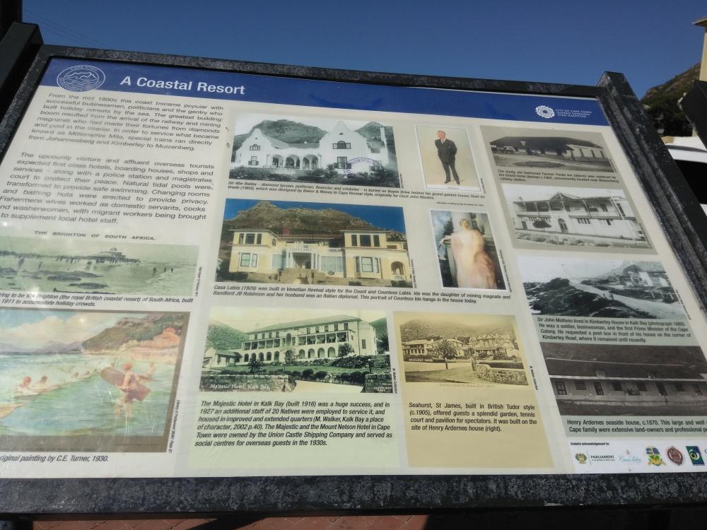 History of Muizenberg