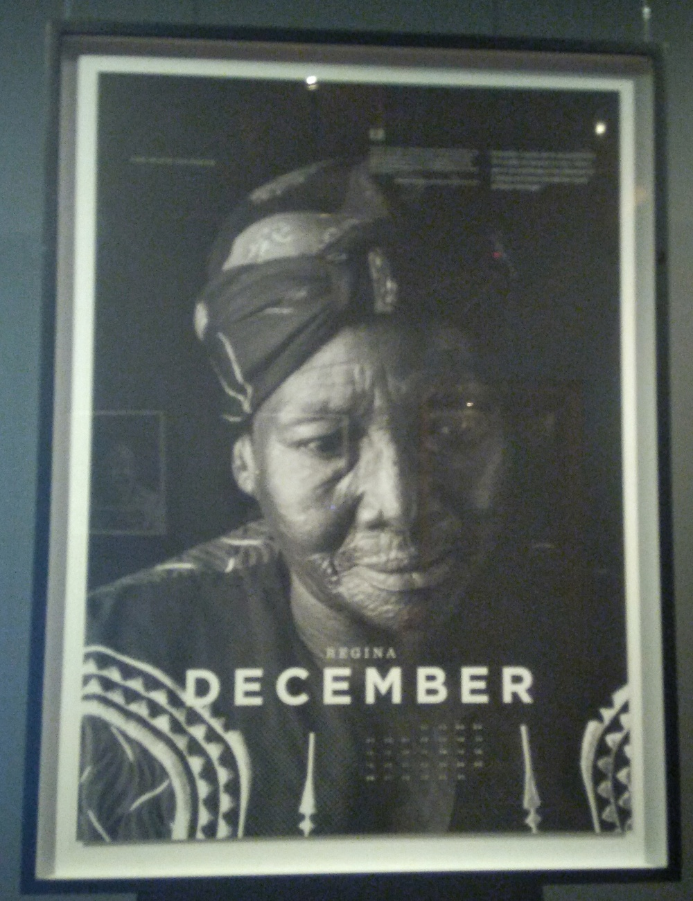 Exhibit at the Slave Lodge