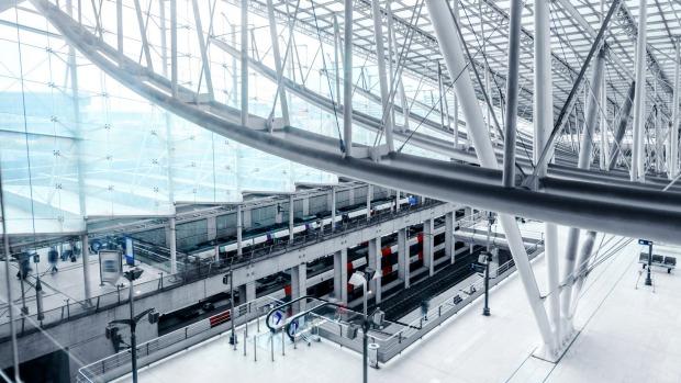 Charles de Gaulle Airport, Photo Source: iStock