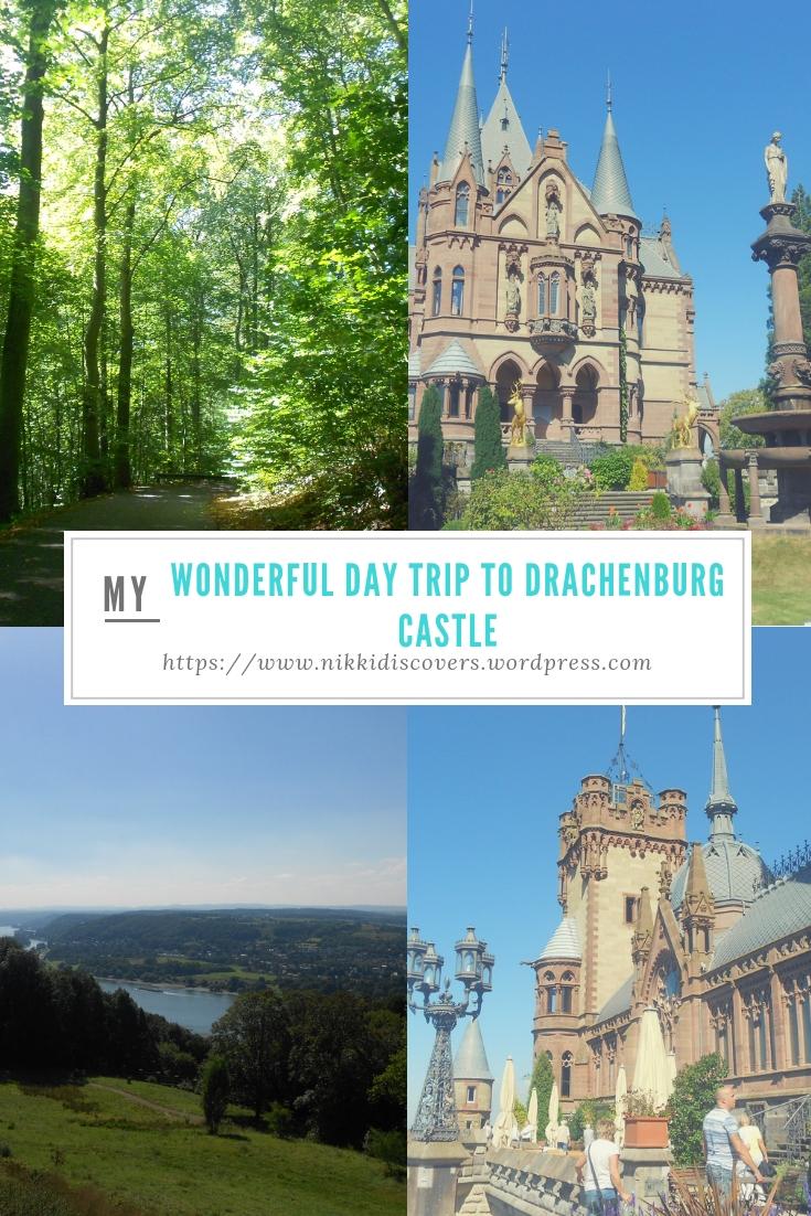 Drachenburg castle Bonn day trip