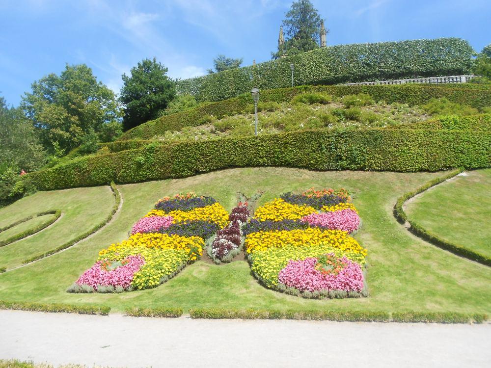 Jardin Public in Fougères