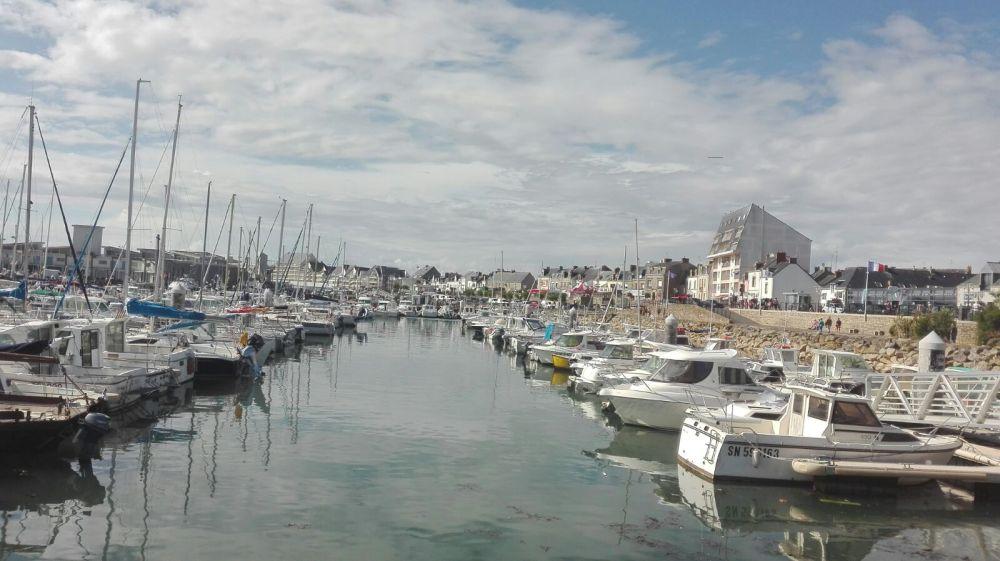 Boats at St. Malo