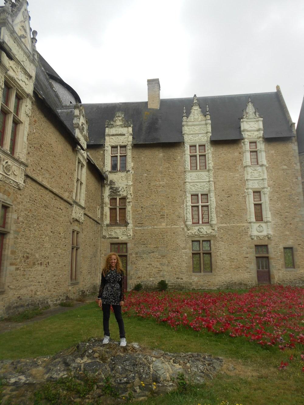 Laval's old castle