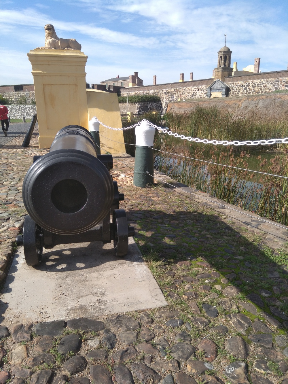 Canon at Goodhope Castle