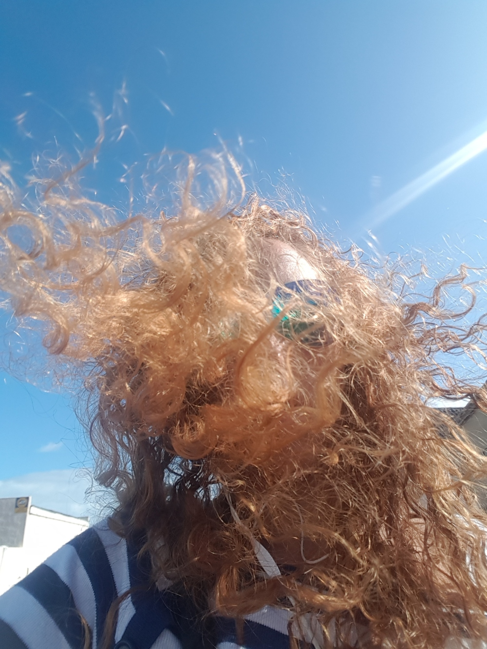 The wind in Cape Town can get crazy