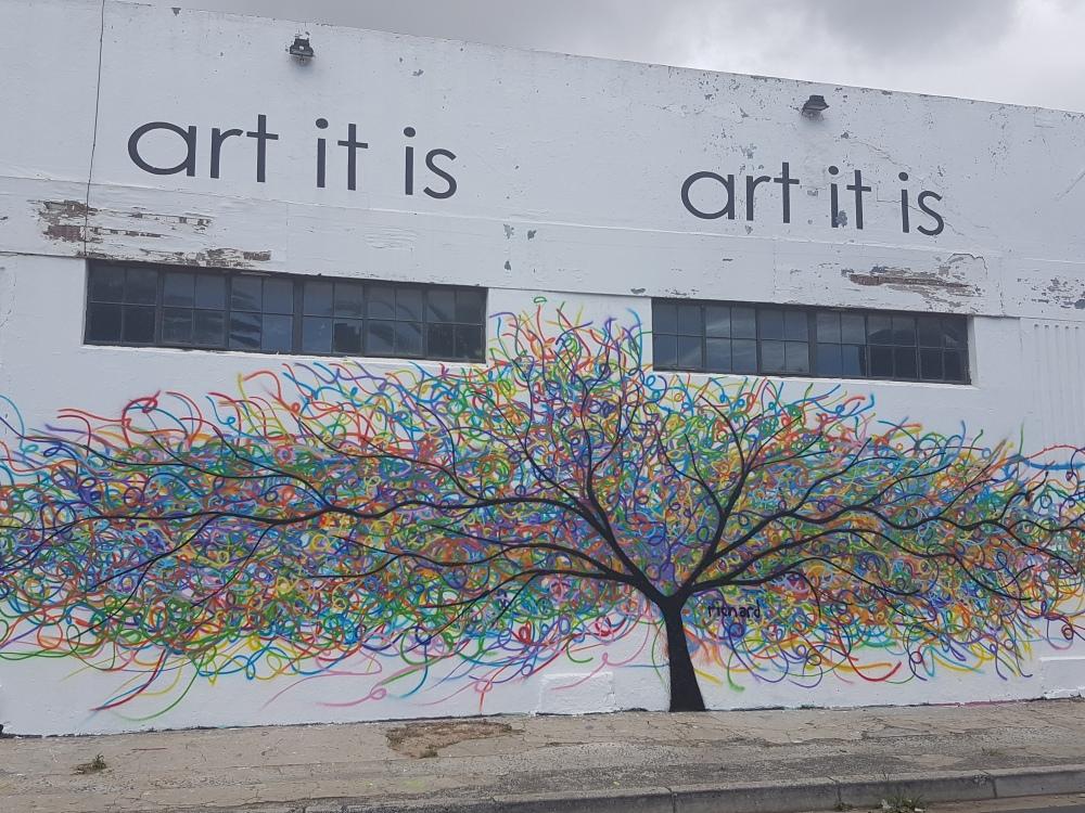 Albert Street Mural
