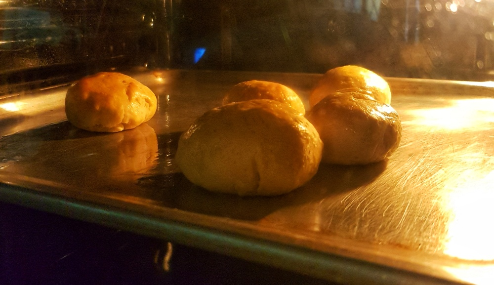 Bread rolls recipe