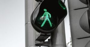 Traffic lights are robots in South Africa